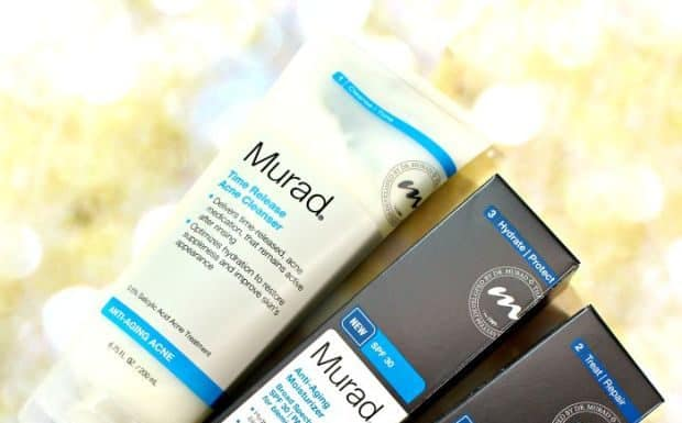 Murad Time Release Acne Cleanser - 9 Must-Have Skincare Products For Oily Skin
