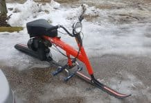 Top 10 Best Snow Scooters Reviews