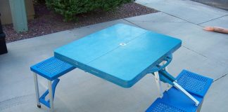 best folding camping tables and dining tables