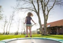 best exercise trampoline