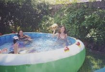 best inflatable bath tub