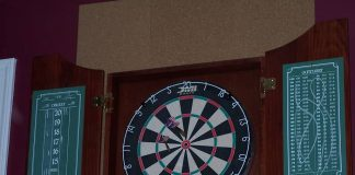 Top 9 Best Dart Board Cabinets Reviews